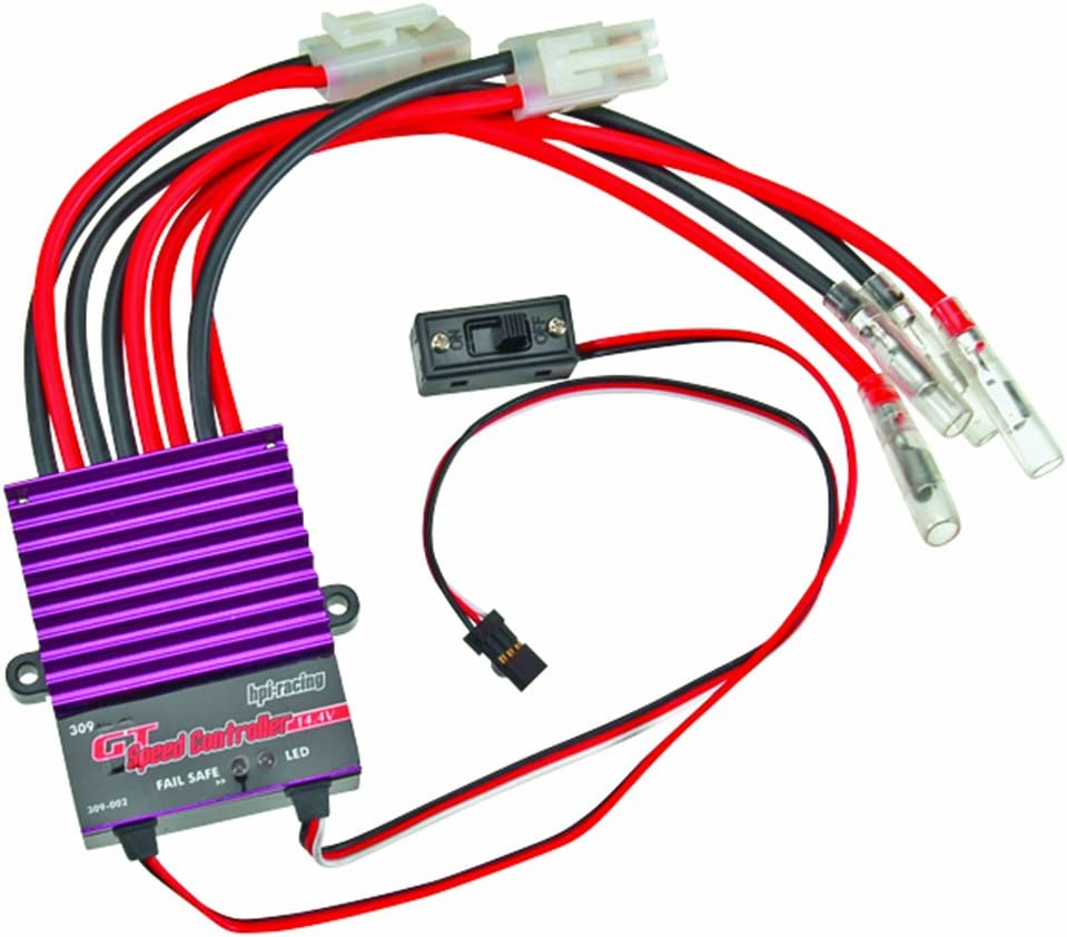 HPI Racing 309 GT Speed Controller for E-Savage 61hXsNw-WRLSL1000_