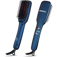 Kinmoku Ceramic MCH Faster Heating Dual Voltage Ionic Hair Straightening Brush