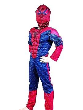Lovelegis Disfraz de Spiderman para niños - Spider Man Kids ...