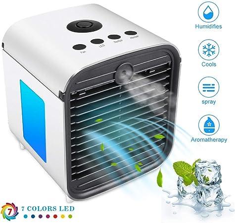Nifogo Air Mini Cooler Aire Acondicionado Portátil - 3 en 1 ...
