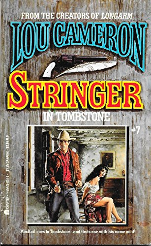 book cover of In Tombstone