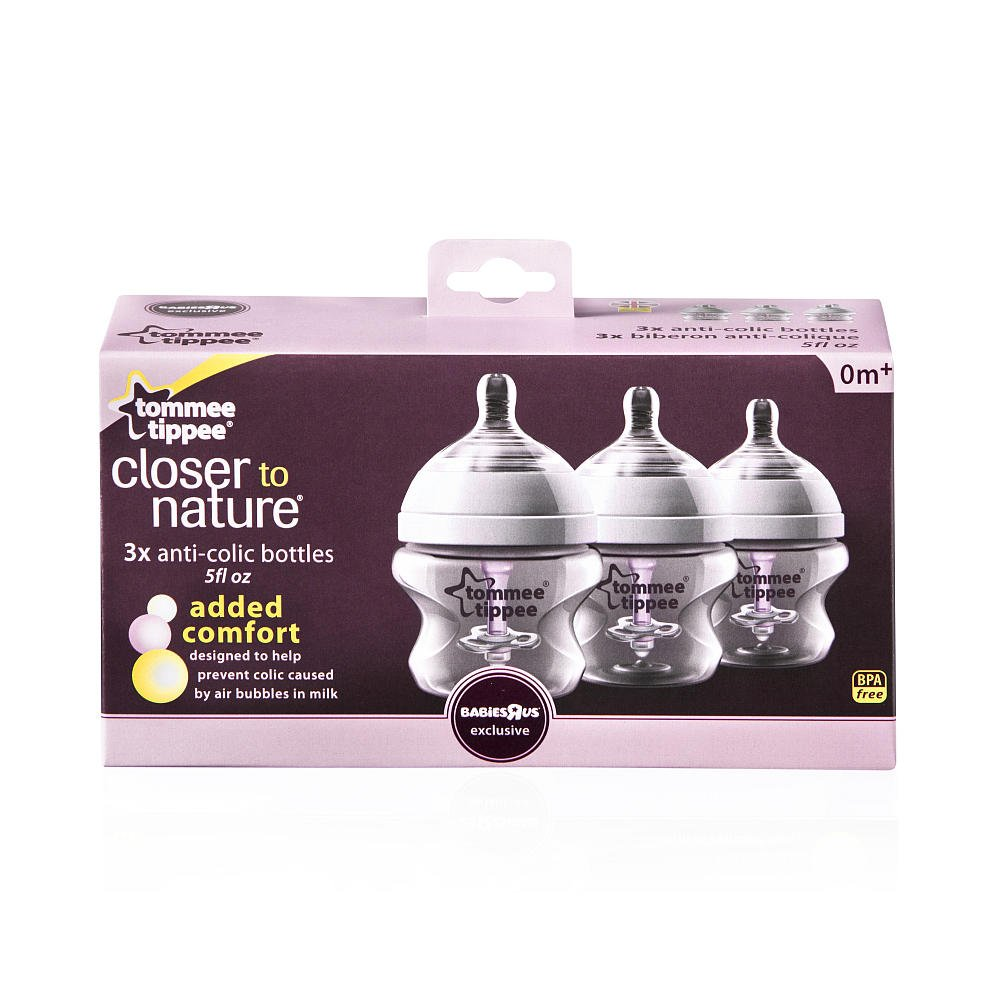 Amazon.com: Tommee Tippee Closer to Nature mayor comodidad ...