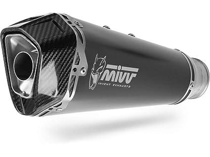 Tubo de Escape Completo 2 x 1 Mivv Sport Delta Race ...