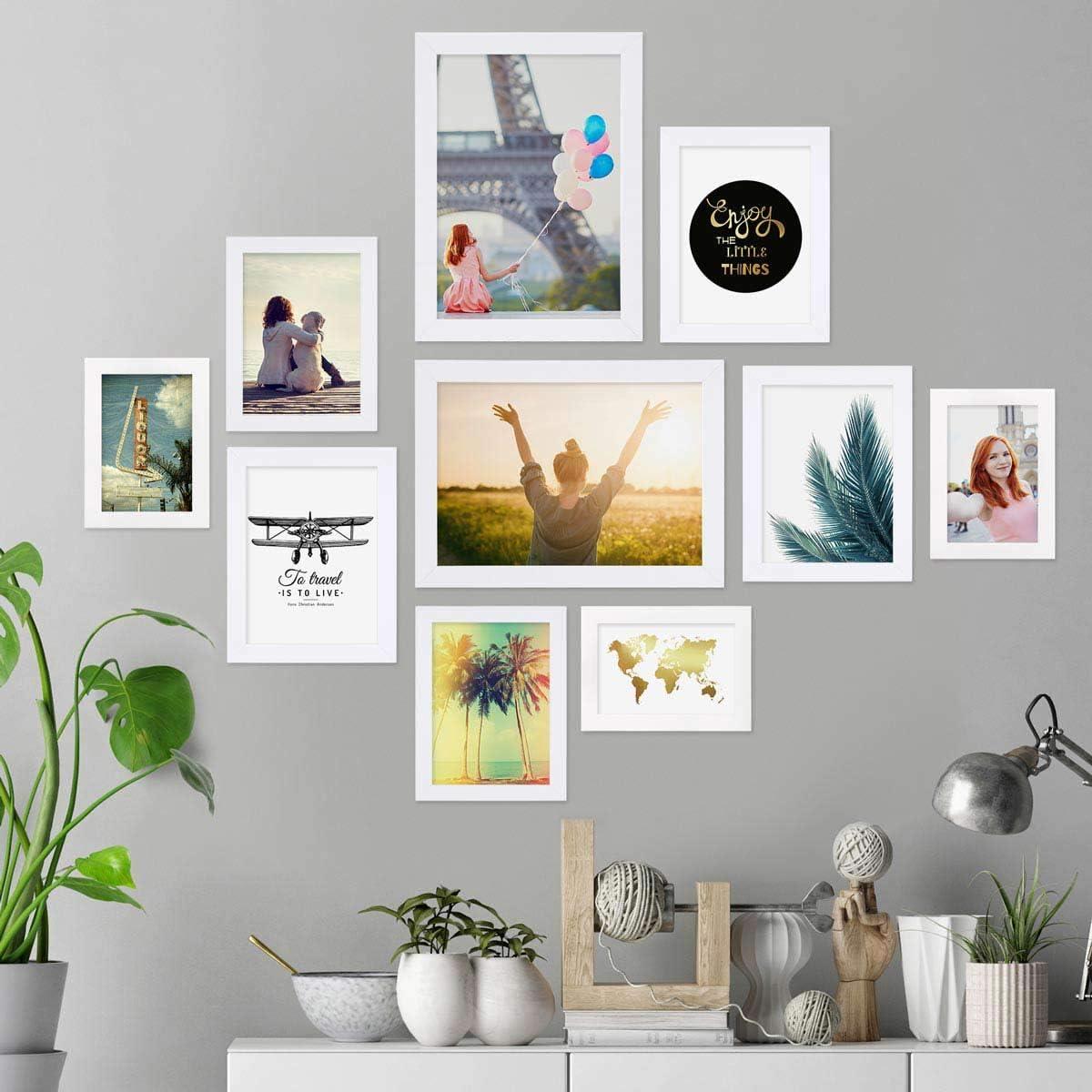 marcos con collage de fotos