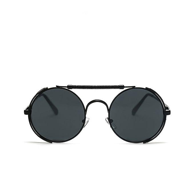 Amazon.com: Dormery Retro Vintage Womens Mens Round Sunglasses Women ...