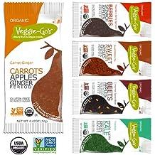 Veggie-go's Ultimate Variety Gift Pack-20 Bars Total w/ NEW Tropikale™!