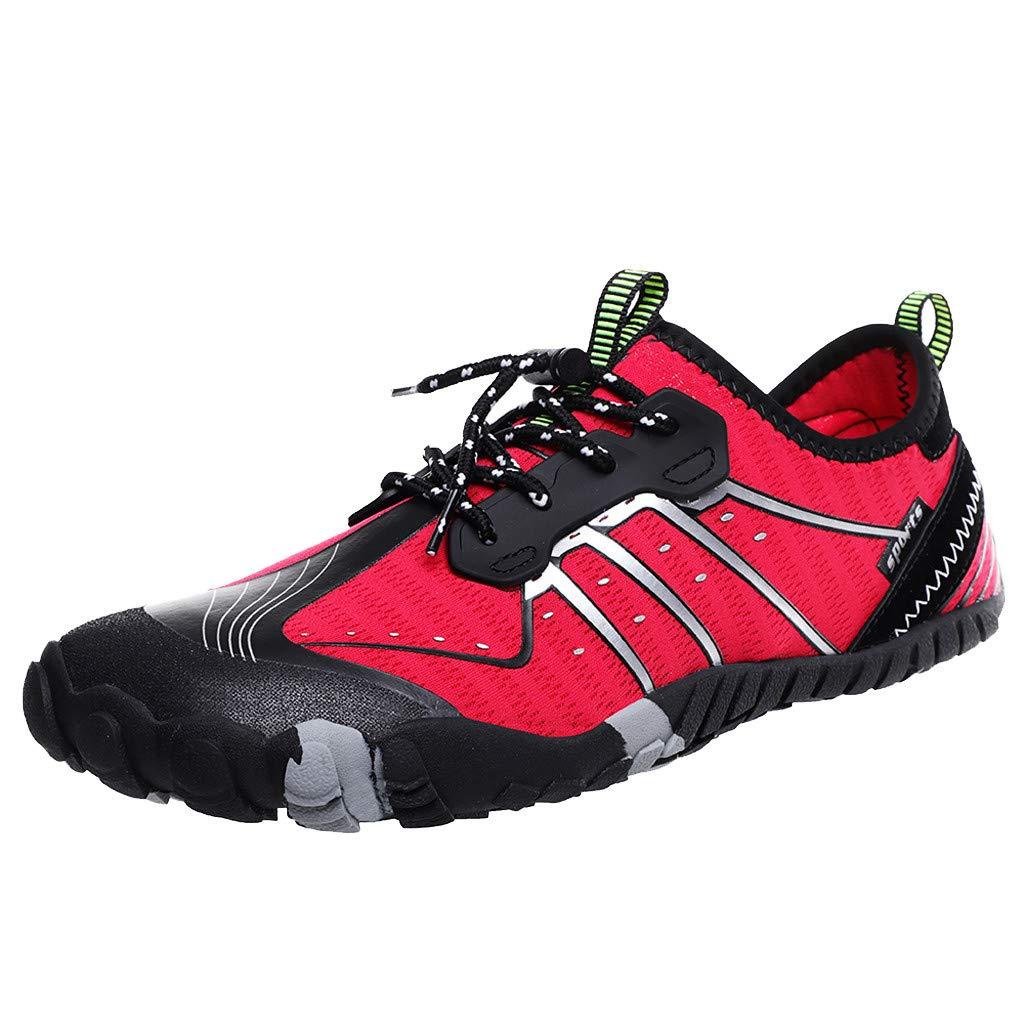 Water Shoes Barefoot Aqua Yoga Socks Quick-Dry Beach Swim Surf Shoes for Women Men by Dunacifa Sport Shoes