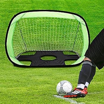 Amazon.com: Mini Soccer Goal Set Mini Football Goal set Football ...