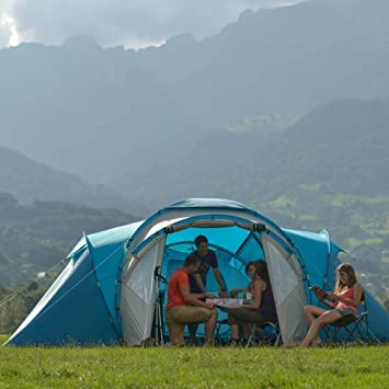 Decathlon Quechua tienda de campaña para familia de persona ...