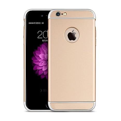 Case Buddy Carcasa para iPhone 6S Plus de Color Dorado ...