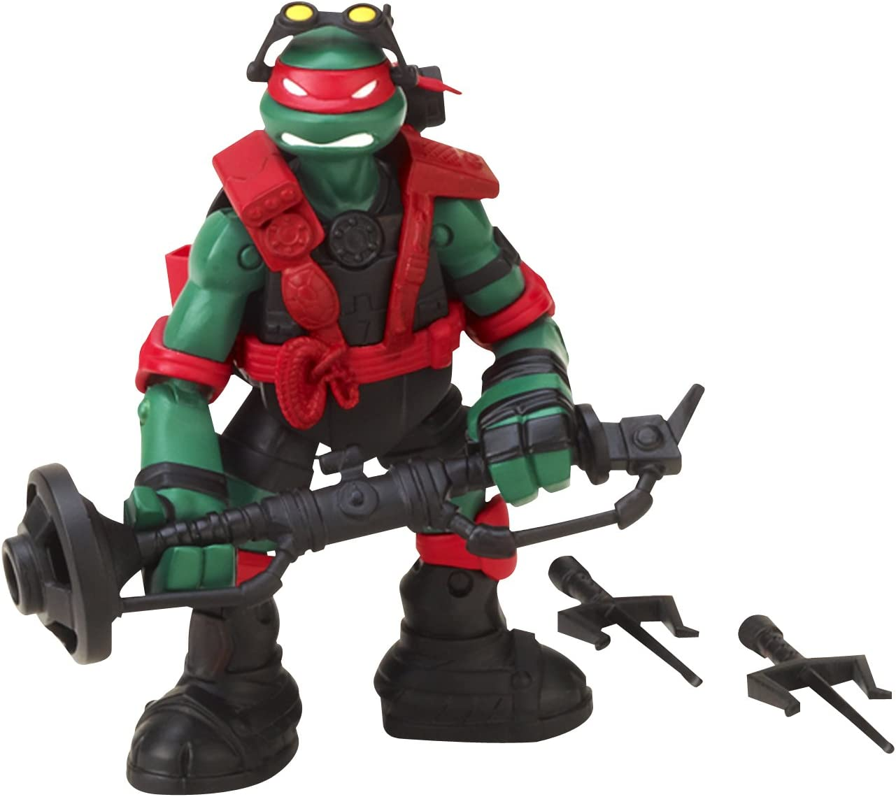 Amazon Com Teenage Mutant Ninja Turtles Stealth Tech Raphael