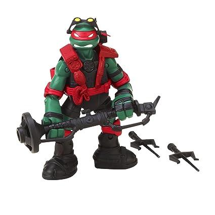 Teenage Mutant Ninja Turtles Stealth Tech Raphael Action Figure