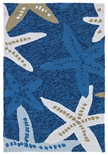Kaleen Rugs Matira Collection MAT04-17 Blue Handmade for sale  Delivered anywhere in USA