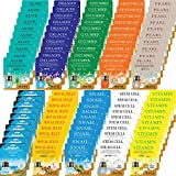 100 pcs Korean Ultra Hydrating Essence Mask Sheets ( 10 x 10 Types)