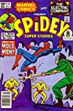 img - for Spidey Super Stories #52 (May 1981) Electric Company book / textbook / text book
