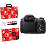 Scratchgard Ultra Clear Protector Screen Guard for Sony cs DSC HX400v