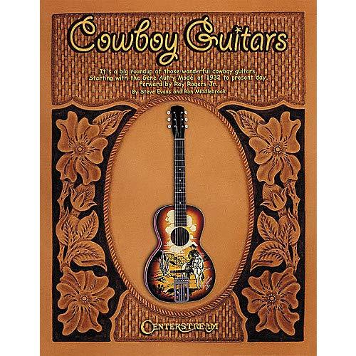 - Cowboy Guitars - Softcover Book