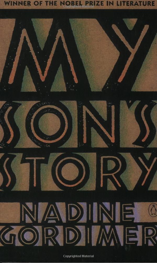 Nadine Gordimer My Son's Story