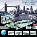 4d London Cityscape Time Puzzle by 4D Cityscape