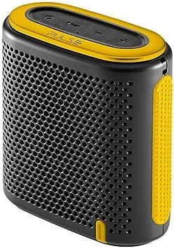 Caixa de Som Pulse Sound Sound Amarelo/preto Sp238