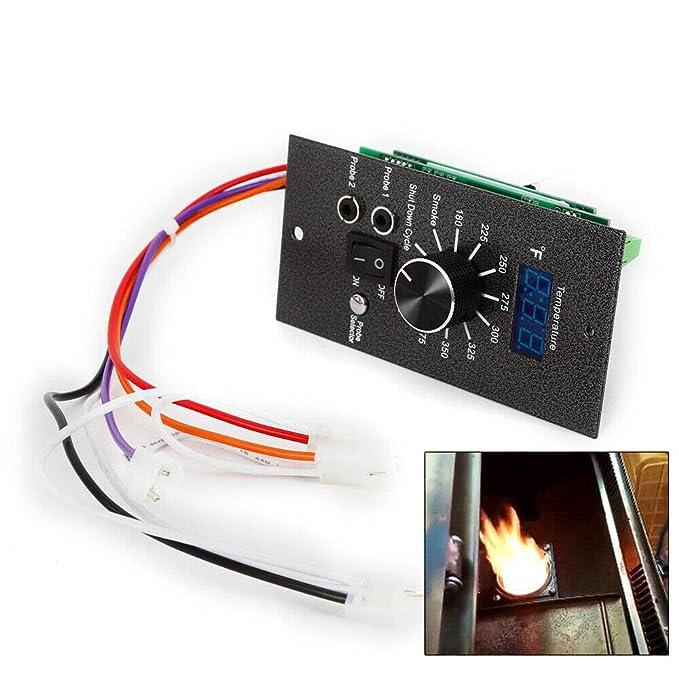 RANZHIX AC 110V-120V Placa de Control de termostato Digital ...