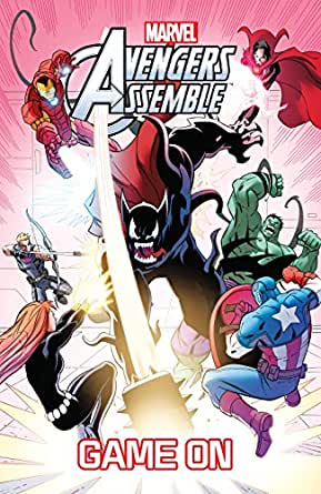 Avengers Assemble: Game On (English Edition)