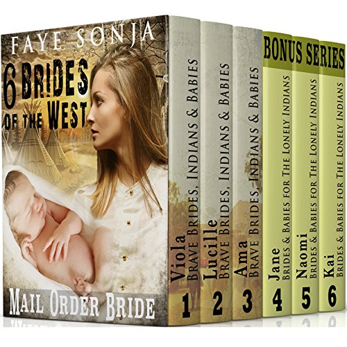 Sonja White Box - 6 Book Boxed set : 6 Stories of The West