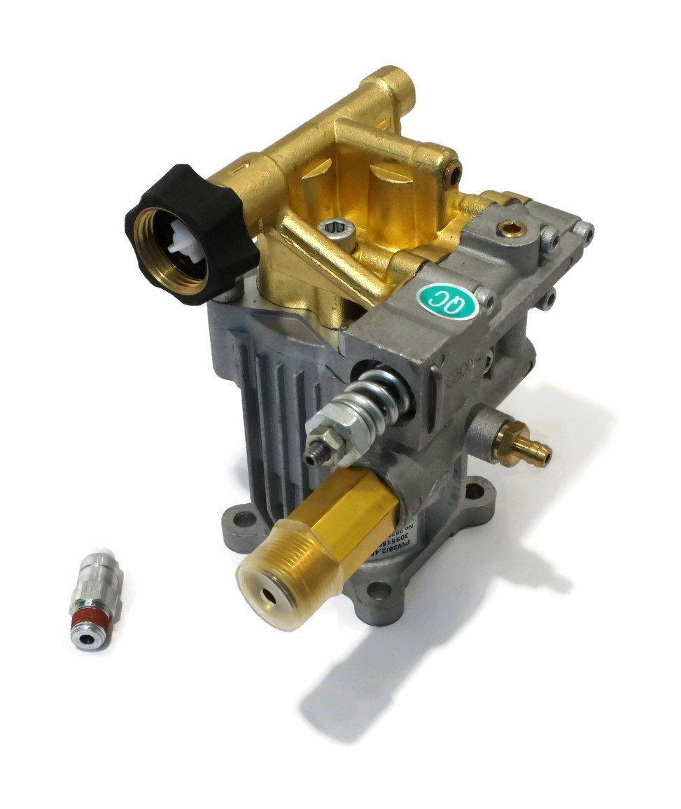 Universal 3000 PSI, 3/4'' Shaft, Power Pressure Washer Water Pump for Honda Generac Husky & More      by Homelite