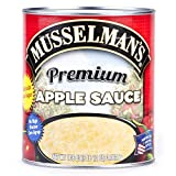 TableTop King #10 Can Premium Blend Apple Sauce - 6/Case