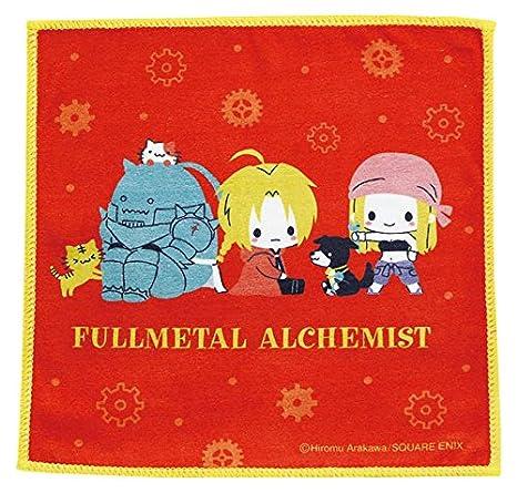 Sanrio x Fullmetal Alchemist Elric brothers Mini Towel