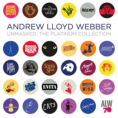 Unmasked: The Platinum Collection (Lloyd Music Webber Andrew)