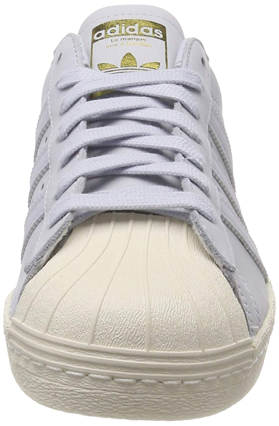 outlet store a2ab3 84cc7 Amazon.com | adidas Women's Superstar 80s Low-Top Sneakers ...