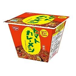 日清 トマトカレーメシ 121g×6個