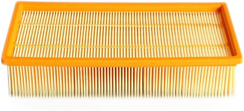 TwoCC Accesorios para aspiradoras, filtro plano de 1 pieza para aspiradora Karcher Nt 65/2 Eco 、 Nt 65/2 Ap 、 Nt 72/2 Eco: Amazon.es: Bricolaje y herramientas