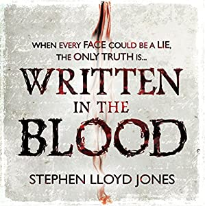 Written in the Blood Audiobook