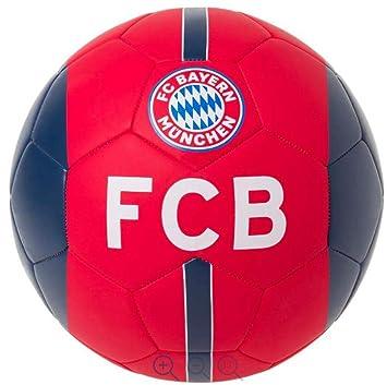 FC Bayern Múnich - Pegatina para balón de fútbol y fútbol: Amazon ...