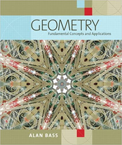 Amazon geometry fundamental concepts and applications geometry fundamental concepts and applications 1st edition fandeluxe Image collections