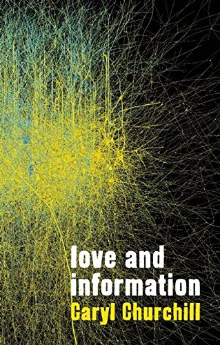Read Online Love and Information pdf