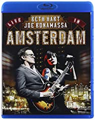 Hot on the heels of their 2014 GRAMMY nomination, force-of-nature blues-rock vocalist Beth Hart and guitar hero Joe Bonamassa deliver-Beth Hart & Joe Bonamassa-Live In Amsterdam (DVD/Blu-ray/CD)-The very first live experience from one of ...