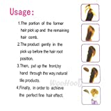Ligntean Updo Useful Style Volume Magic Styling
