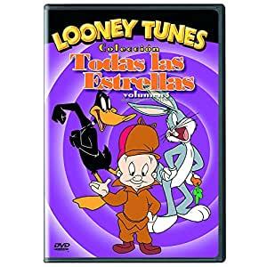 La Colección de los Looney Tunes: Las Super Estrellas, Volumen 3