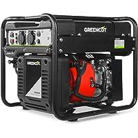 GREENCUT GRI300XM - Generador eléctrico inverter de gasolina
