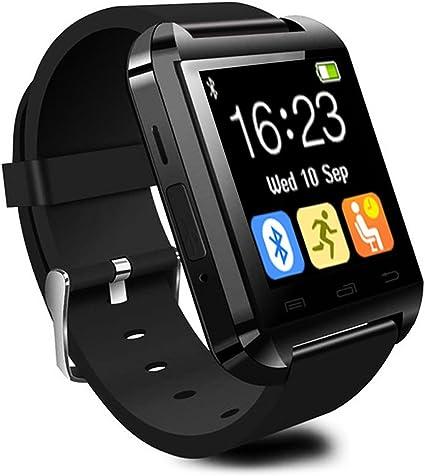 CHEREEKI Smartwatch Reloj Inteligente Bluetooth Smart Watch con la ...