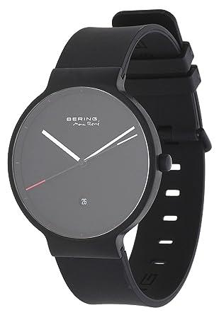 Bering Max Rene Hombre Reloj de pulsera Negro 12639 - 822u: Amazon.es: Relojes