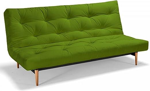 Futon sofá colpus – Sofá-Cama 140 x 200 cm con Futon & somier, Metal botón: Amazon.es: Juguetes y juegos