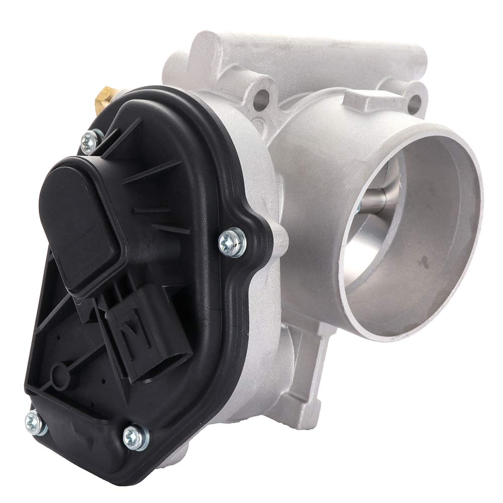 2005 2006 2007 Mercury Montego Compatible with S20025(No Drain) TUPARTS Throttle Body Fuel Injection Throttle Body Controls Fit for 2005 2006 2007 Ford Five Hundred//Freestyle