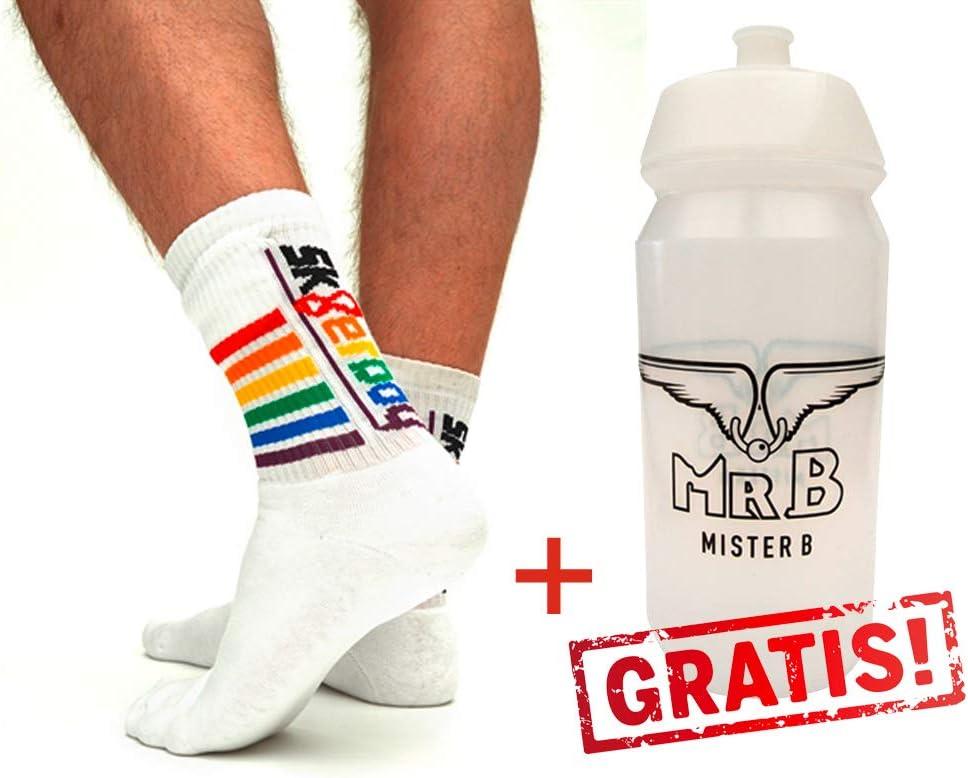 Sk8erboy Gay Pride Rainbow Socks, Gay
