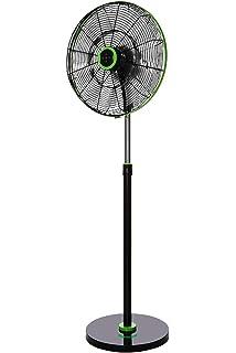 Orbegozo SF 0640 – Ventilador silencioso de pie con mando a ...