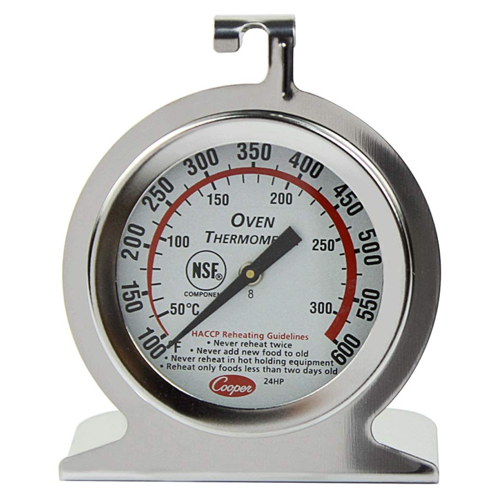 Chx Oven Thermometer Hanging Stainless Steel High Temperature Household Kitchen Thermometer Baking Tools by Chx