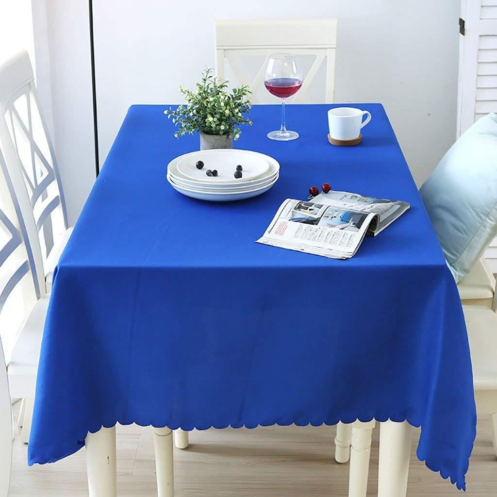 QYM テーブルクロス、ポリエステルファイバー製のテーブルクロス、ピュアカラーの長方形のテーブルクロス、ユニークなパーティー用テーブルクロス、ティーテーブルクロス、家庭用、オフィス、会議用、ホテル用テーブルクロス、シンプルでモダン (サイズ : 200*300cm) 200*300cm  B07SCWC4ZQ